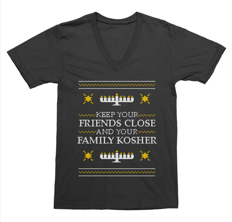 Kosher Family V-Neck