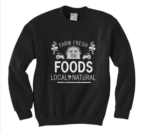 Farm Fresh Foods Sweatshirt