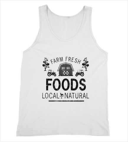 Farm Fresh Foods Tank