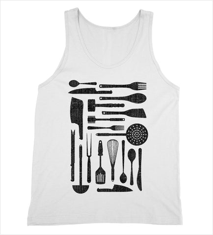 Kitchen Utensils Tank