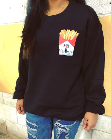 Marlboro Fries Sweatshirt