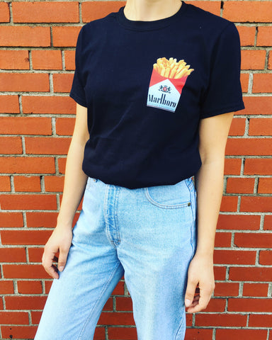 Marlboro Fries T-Shirt