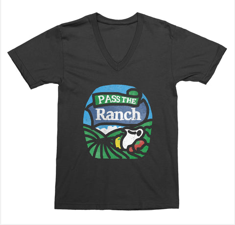Pass the Ranch V-Neck