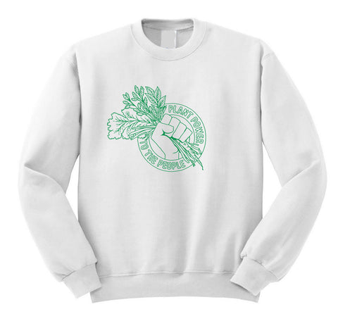 Plant Power Sweatshirt