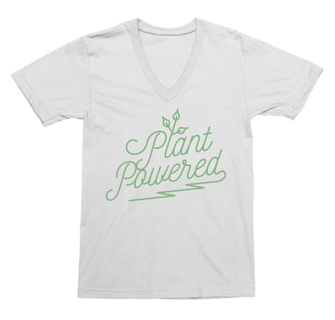Plant Powered V-Neck