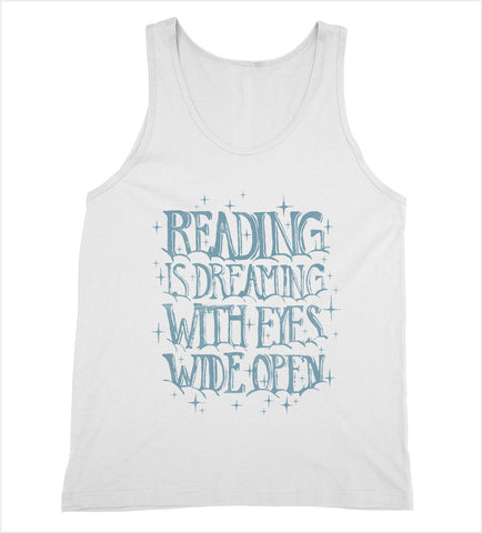 Reading Is Dreaming Tank