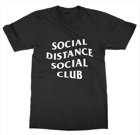 Social Distance Social Club T-Shirt