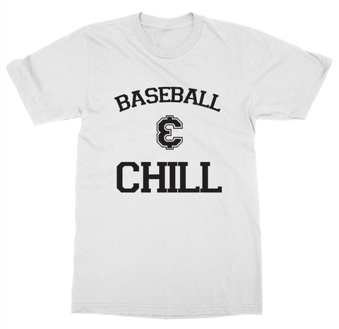 Baseball and Chill T-Shirt