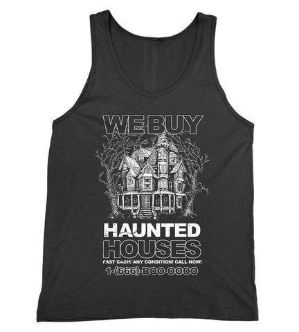 Haunted Houses Tank