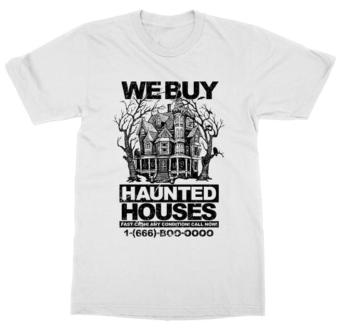 Haunted Houses T-Shirt