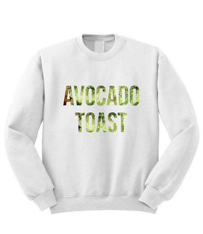 Avocado Toast Sweatshirt