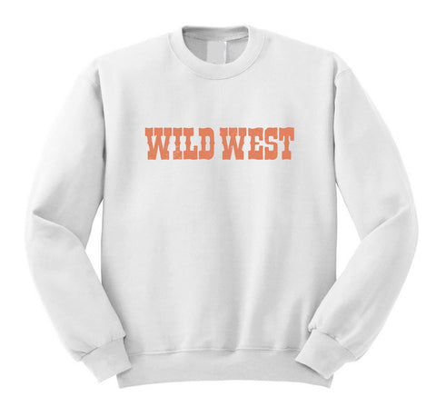Wild West Sweatshirt