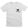 Airplane Bye V-Neck