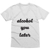 Alcohol You Later V-Neck