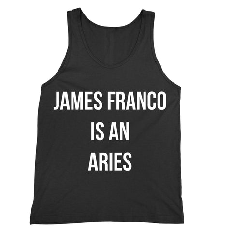 James Franco is an Aries Tank