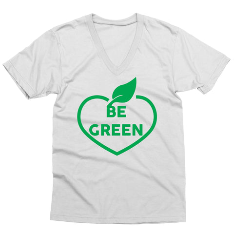 Be Green V-Neck