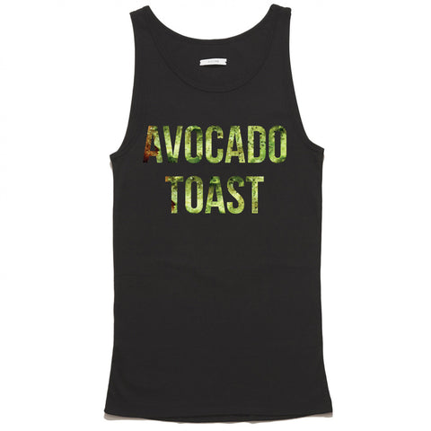 Avocado Toast Tank
