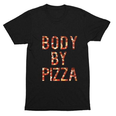 Body by Pizza T-Shirt