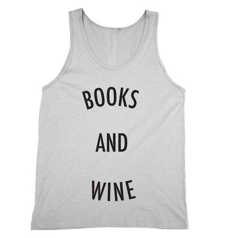 Books and Wine Tank