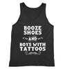 Booze, Shoes and Tattoos Tank