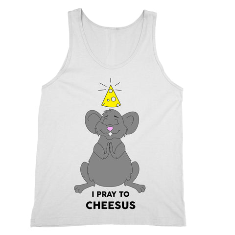 Pray to Cheesus Tank