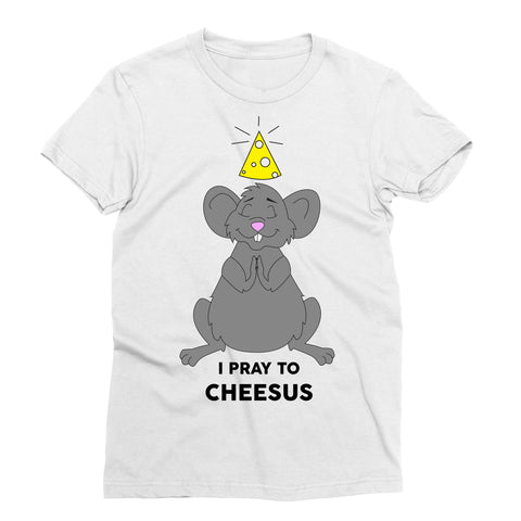Pray to Cheesus T-Shirt