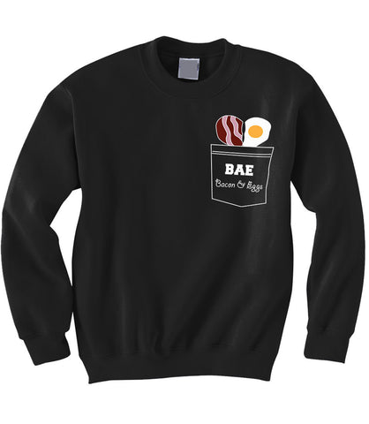 Bae-con and Eggs Sweatshirt