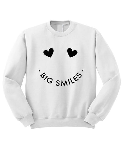 Big Smiles Sweatshirt
