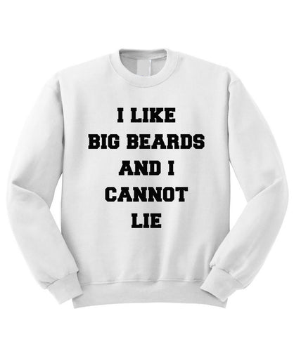 Big Beards Sweatshirt