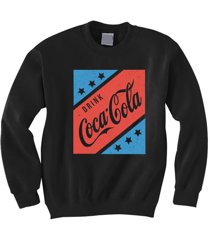 Drink Coca-Cola Sweatshirt