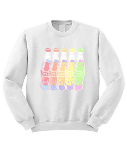 Coca Cola Retro Sweatshirt