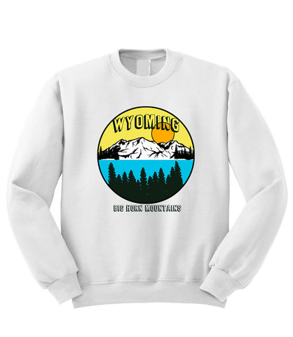 Big Horn Wyoming Sweatshirt