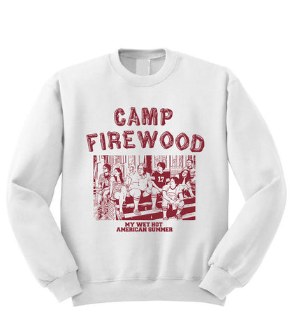 Camp Firewood Sweatshirt