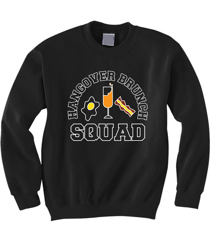Hangover Brunch Squad Sweatshirt