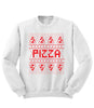 Holiday Pizza Sweatshirt