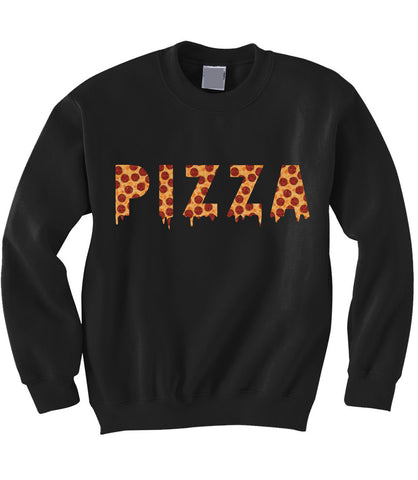 Drip Pizza Sweatshirt