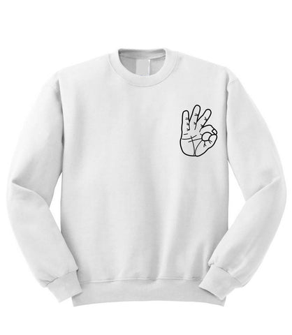 A-Okay Sweatshirt