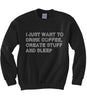 Create Stuff Sweatshirt