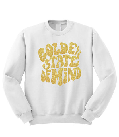 Golden State of Mind Sweatshirt