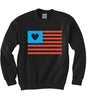 Love America Sweatshirt