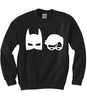 Batman and Robin Sweatshirt