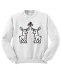 Mistletoe Kiss Sweatshirt
