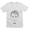 Johnny Depp Cry Baby V-Neck