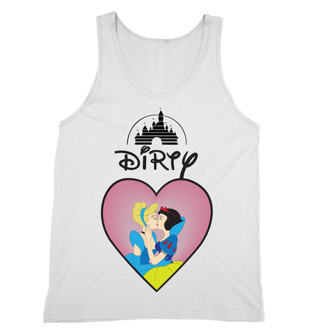 Dirty Princess Tank
