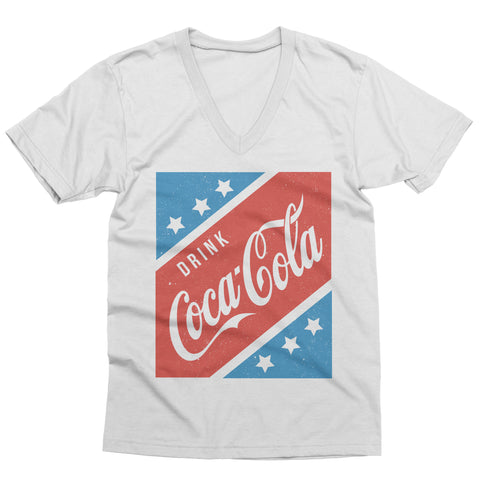 Drink Coca-Cola V-Neck