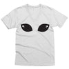 Alien Eyes V-Neck