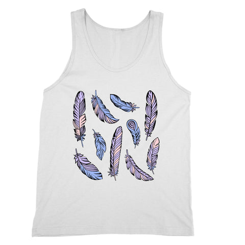 Flying Feathers Tank