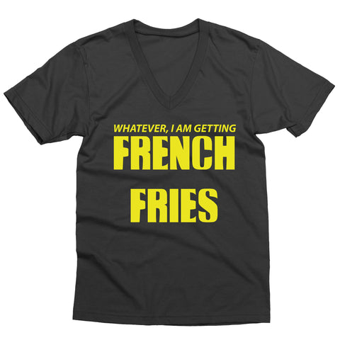 French Fries V-Neck