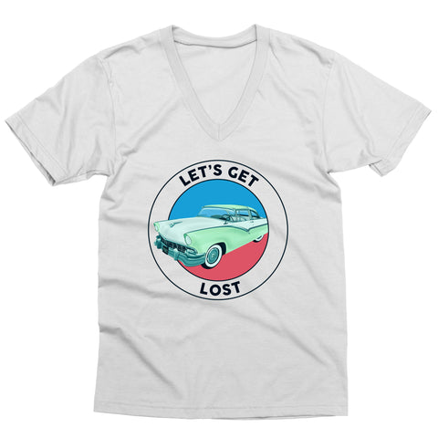 Let's Get Lost V-Neck