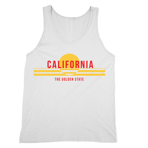 Golden State of California Tank
